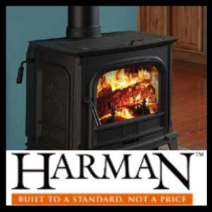 ハーマンの薪ストーブ