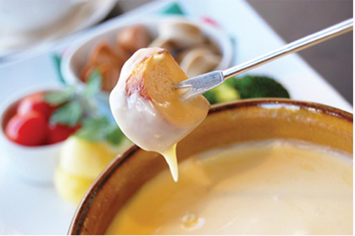 栃木県でチーズフォンデュが食べられる店