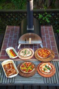 那須でピザ窯購入