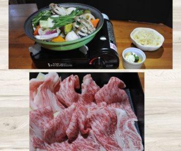 栃木和牛サーロイン温野菜