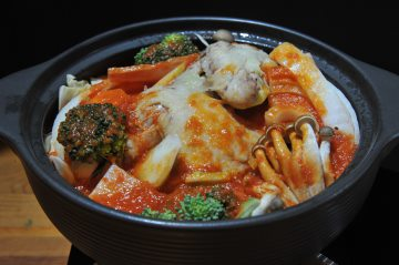 栃木那須の鍋レストラン